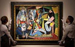 世界上最贵的十幅毕加索抽象画,你知道几幅?