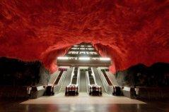 世界上最长的地下艺术长廊,全长108公里