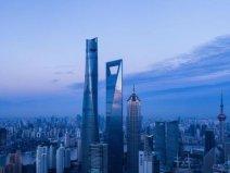 世界最高的酒店,上海柏悦酒店高492米