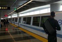 世界上最快的地铁,最高时速达120公里