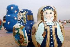 世界十大著名旅游纪念品,第一名俄罗斯套娃