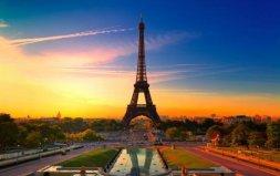 每年接待游客最多的国家,法国第一中国第三