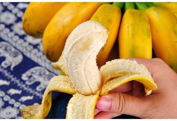 世界上最小的香蕉,小米蕉最长仅8厘米