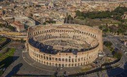 世界上最大的古代圆形剧场:罗马弗拉维剧场