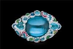 世界上最美的石头,海蓝宝石极其稀有