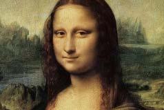 世界上最美的肖像油画,《蒙娜丽莎》荣获冠军