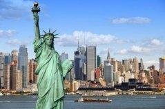 世界最富有的十大城市排名,纽约第一上海第九