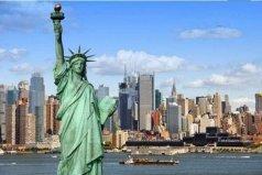 美国最富有的五大城市,纽约第一洛杉矶第二