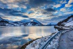 欧洲海岸线最长的十大国家,挪威排第一名
