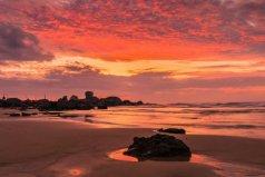世界上水温最高的大海,红海温度可达32度