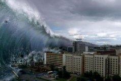 世界最高的地震海浪,海底地震掀起85米高巨浪