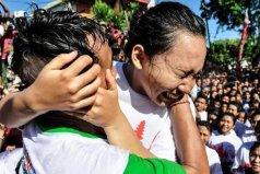世界上最长的接吻记录,泰国情侣长达50个小时