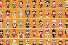世界公认三大优秀民族,中华民族榜上有名