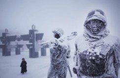 世界上最冷的村庄:俄罗斯的奥伊米亚康村