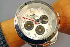 世界上最大的手表,表盘直径高达90毫米