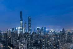 中国十大最富有城市最新排名,上海位居第一位