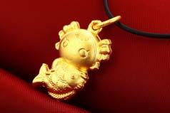 黄金最贵的是什么金?千足金含金量超过99.9%