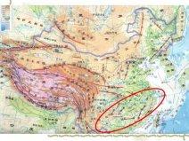 中国最大的丘陵,东南丘陵面积37万平方公里