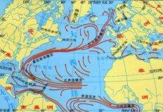 世界上最大的洋流,墨西哥湾暖流宽达100多千米