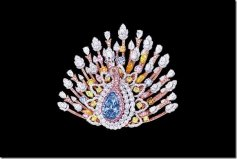 世界上最贵的珠宝,孔雀胸针价值1亿美元
