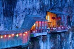世界上最神奇的十大餐厅:第一个你可能去过
