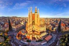 世界十大教堂排名,圣家族大教堂至今未完工