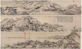 中国十大国宝级名画,《富春山居图》上榜