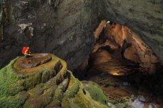 世界上最大的洞穴通道,韩松洞可容纳72亿人