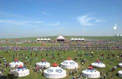蒙古族的传统节日,那达慕大会位居第一