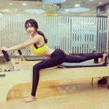 韩国最美体育老师,艺正花一夜爆红网络