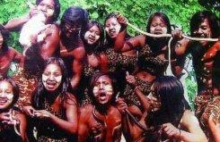 世界上最神奇的民族,雷迪菜菜族以喝血为生