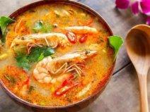 最好吃的泰国菜top10,冬荫功汤夺得冠军