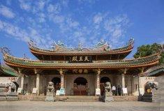 厦门十大著名寺庙,厦门南普陀寺第一