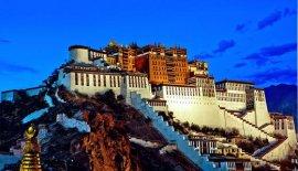 西藏必去的十大景点,布达拉宫你去过没?