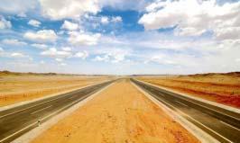 世界最长的沙漠高速公路,京新高速全长2540公里