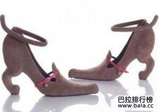 世界上最奇葩的鞋子有哪些?世界上最奇葩的十双鞋子