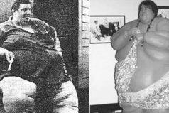 世界上最重的人排行榜,第一名最重达1270斤