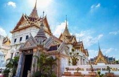 泰国曼谷十大景点排名:大皇宫你来过没?