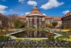 2021泰晤士德国大学排行榜前十名:慕尼黑大学第一