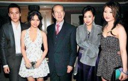澳门四大富豪家族,第一名是赌王