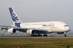 世界十大最大客机排名,空客A380-800稳居第一