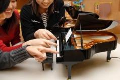 世界上最小的平台式钢琴:仅有18厘米高,25厘米长