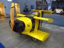 世界上最小的载人飞机:长仅2.7米,空载重180公斤