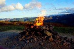 全世界最小的火山,布斯卡火山高仅1.2米