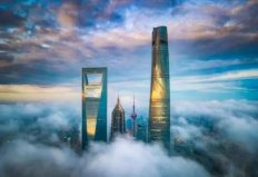全球最高的酒店:上海中心J酒店高556米