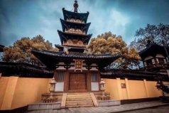 苏州十大著名寺庙排行榜,寒山寺高居榜首