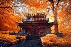 南京十大名山:栖霞山、紫金山名列榜首
