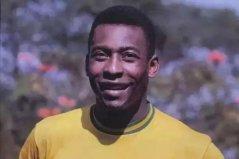 巴西足球史上十大前锋,贝利第一罗纳尔多第二