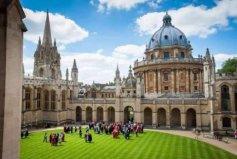 2022英国大学QS排名:牛津第一剑桥第二