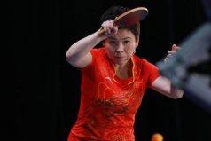国际乒坛十位大满贯乒乓球运动员:刘国梁上榜